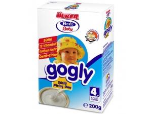 Hero Baby Gogly Sütlü Pirinç Unu 200 Gr Ülker Hero Baby