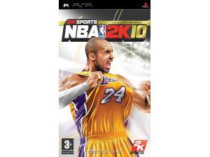 NBA 2K10 (PSP) 2K Games