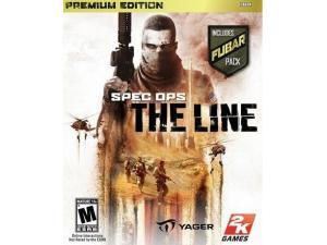 Spec Ops The Line - Premium FUBAR Edition (PS3) 2K Games