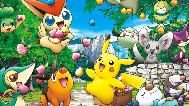 8 Nesil Pokemonlar Geliyor!