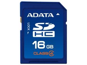 SDHC 16GB Class 4 A-Data