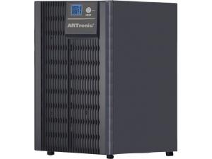 1 KVA, On-Line, 6 Adet 12V 9AH Akü, LCD Ekran, 15 PC 5 Dk , UPS Artronic