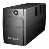 Artronic 1000VA Line Interaktif 1 Adet 12V 9AH Akü 1 PC 25 Dk UPS