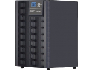 3KVA, On-Line, 6 Adet 12V 9AH Akü, LCD Ekran, 15 PC 5 Dk , UPS (OPTIMUM-3KVA) Artronic