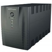 Artronic ARTBL-2200VA 2200VA Line Interaktif 2 Adet 12 V 7AH Akü 5 PC 5 Dk UPS ARTBL-2200VA