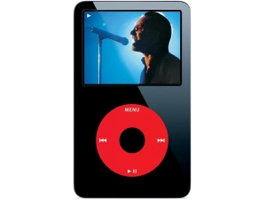 iPod Classic 5. Gen U2 Special Edition Apple