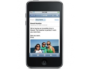 iPod Touch 3. Gen Apple