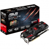 Asus R9 290X 4GB 512Bit GDDR5