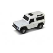 Autodrive BEYAZ LAND ROVER WHITE 8 GB