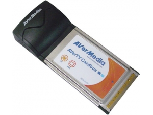 Cardbus  Pcmcia AverMedia