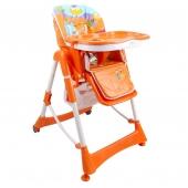 Baby Plus Mama Sandalyesi Turuncu BYP-HC212