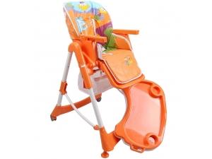 Mama Sandalyesi Turuncu BYP-HC212 Baby Plus
