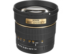 85mm f/1.4 Bower