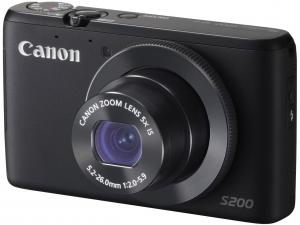 PowerShot S200 Canon
