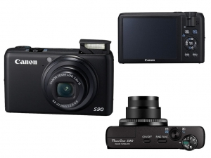 PowerShot S90 Canon