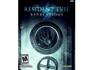 Resident Evil Revelations Capcom