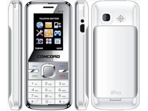 X10 iPro Concord