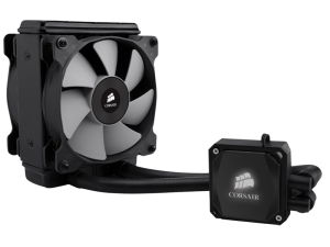 CW-9060008-WW Hydro H80i Sıvı Soğutma Sistemi Intel 1155 1156 1366 2011 AMD AM2 AM3 Corsair