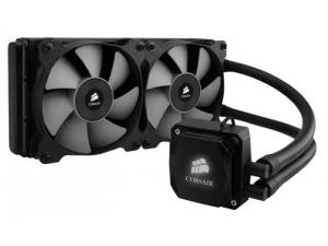 CW-9060009-WW Hydro H100i Sıvı Soğutma Sistemi Intel 1155 1156 1366 2011 AMD AM2 AM3 Corsair