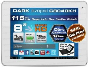 EvoPad C8040KH Dark