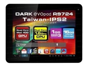 EvoPad R9724 Dark