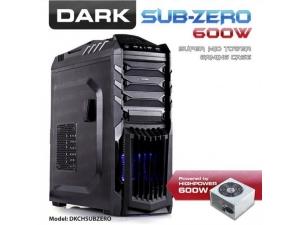 SUB-ZERO 600W Dark
