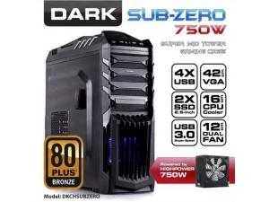 SUB-ZERO 80PLUS 750W Dark
