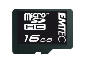MicroSDHC 16GB Emtec