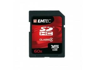 SDHC 16GB 60x Emtec