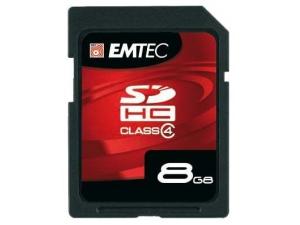 SDHC 8GB 60x Emtec
