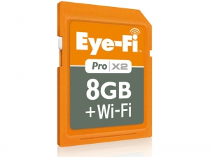 Pro X2 8GB Wi-Fi Eye-Fi