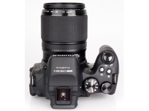 FinePix HS50 Fujifilm