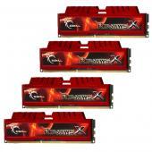 GSKILL 16GB(4x4GB) DDR3 1600MHz F3-12800CL9Q-16G