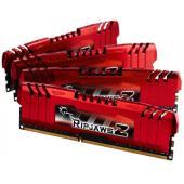 GSKILL 16GB(4x4GB) DDR3 1600MHz F3-12800CL9Q-16GBZL