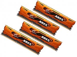 32GB(4x8GB) DDR3 1333MHz F3-1333C9Q-32GAO GSKILL