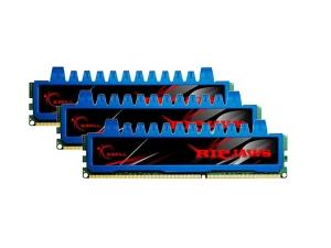 6GB (3x2GB) DDR3 1600Mhz F3-12800CL8T-6GBRM GSKILL