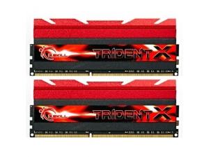 Trident X DDR3-2133Mhz CL9 16GB 2X8GB DUAL 9-11-11-31 1.65V F3-2133C9D-16GTX GSKILL