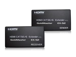 EX-52 HDMI Uzatıcı Goldmaster
