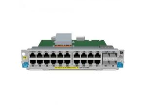 20-port GT PoE+/4-port SFP v2 zl Mod 4539 HP