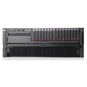 HP Dl580g5 E7450 2.40ghz 8gb Smart Array P400