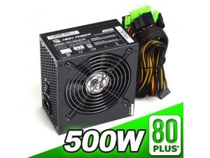 Element Plus (hpc-500-g12s+), 500w, 12 Cm Fan, Güç Kaynaği Highpower