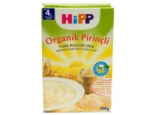 Organik Tahıl Bazlı Ek Gıda 7 Tahıllı 200 Gr Hipp