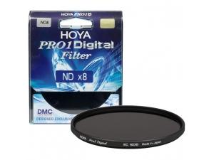 55mm ND8 Pro1 Digital Filtre Hoya