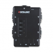 Intellinet 4 Port Kompakt KVM Switch PS/2 150118 302846