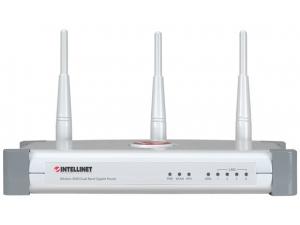 Kablosuz 450N Çift-Bant Gigabit Router Intellinet