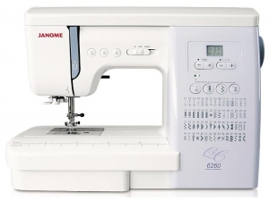6260 QC Janome