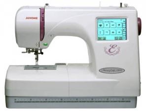 Janome MC 350 E