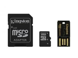 32GB SDHC Micro SD MBLY4G2/32GB Kingston