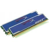 Kingston 8GB 2X4GB DDR3 1600MHz KHX1600C9D3B1K2-8GX