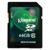 Kingston SDX10V-64GB